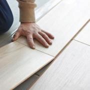 Kompozitní plovoucí podlahy