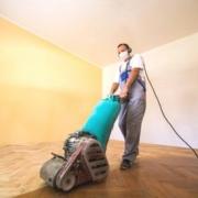 Renovace dřevěných podlah, parket