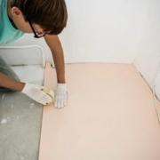 Podlahové podklady - deskové materiály OSB, dřevotříska, multifunkční panely