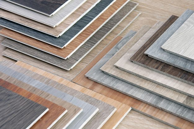 Podlahy - materiály, dezény a barvy
